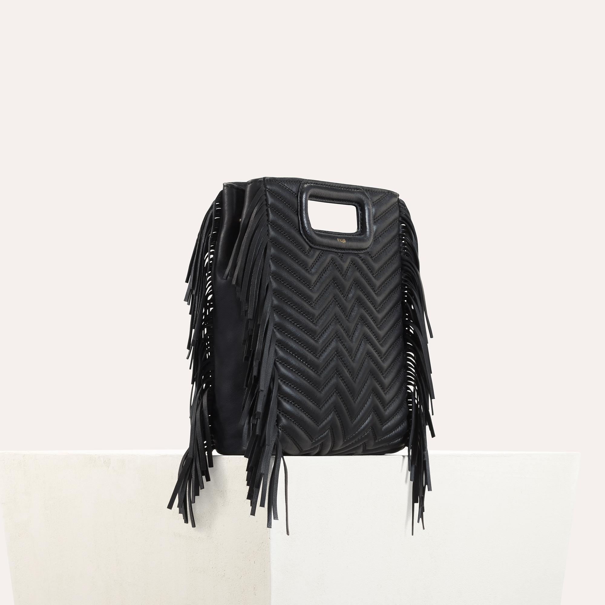 Maje Mpadded Handbag