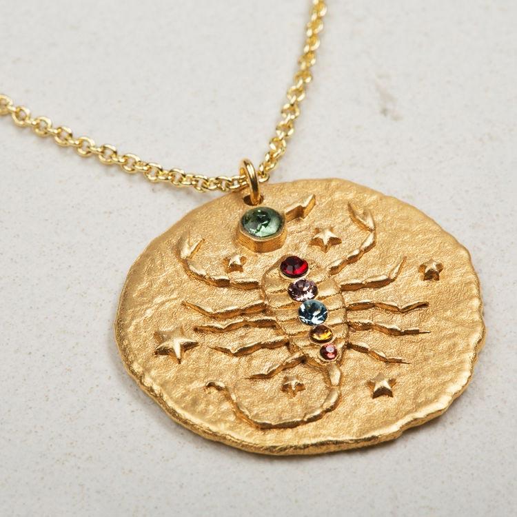 Maje Scorpion Necklace
