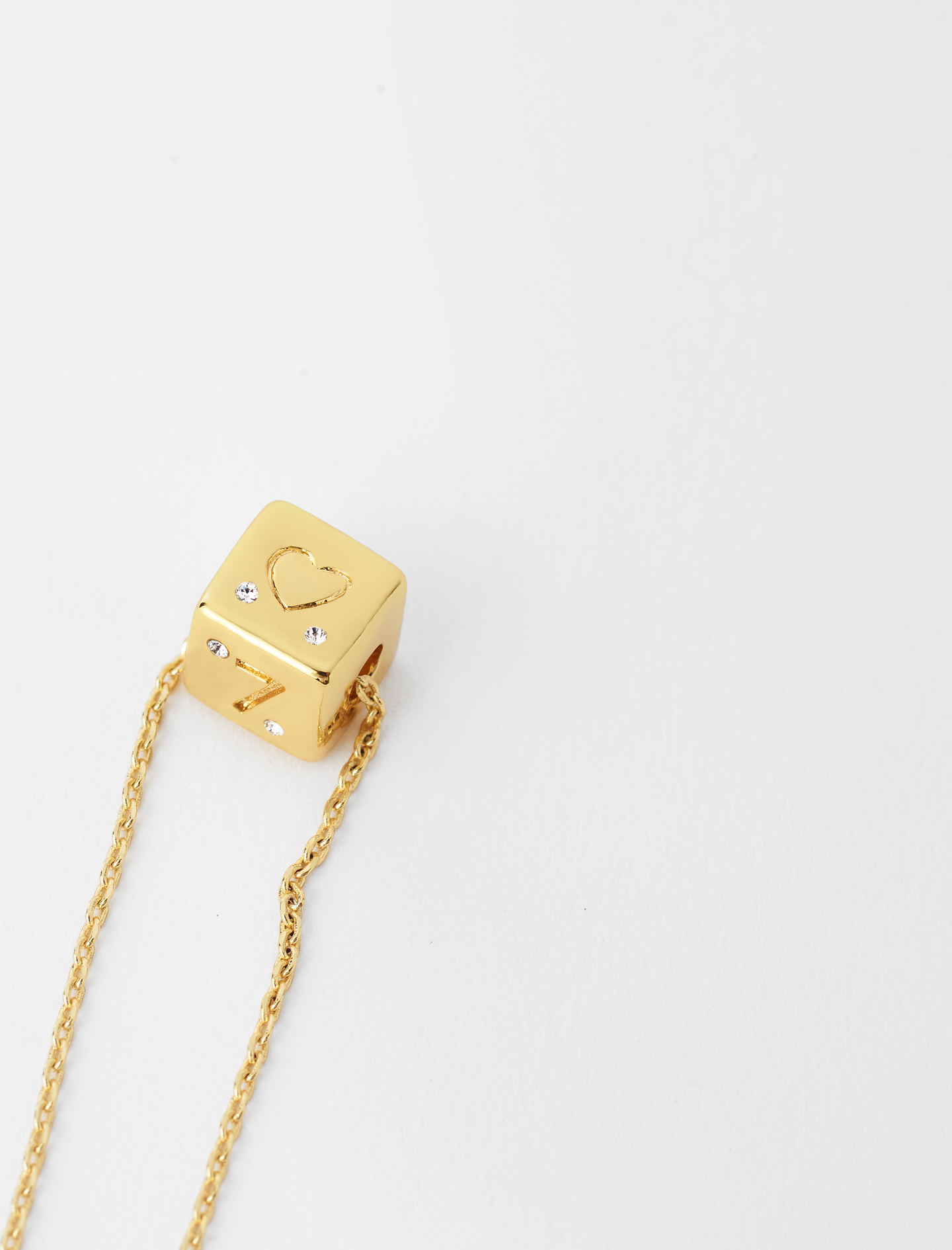 Maje Gold Nd7 Necklace