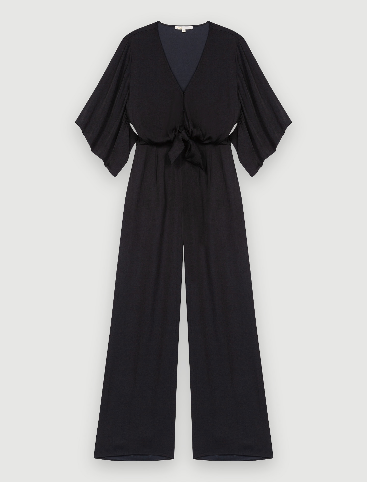 Maje Satin playsuit