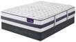 Serta iComfort Hybrid HB300Q Cushion Firm Mattress Set