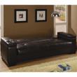 Coaster Montego Convertible Leather Sofa 3