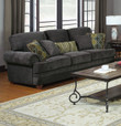 Coaster Colton Sofa-Smokey Grey