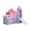 Coaster Princess Castle Twin Loft Bed