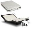 iDealBed Heavenly Hybrid Mattress Reverie 5i Adjustable Bed Set