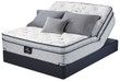Serta Perfect Sleeper Lockland Super Pillow Top Mattress on Pivot Base