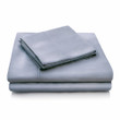 Malouf Woven Tencel Sheets Dusk