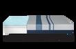 Serta iComfort Blue 300 Firm Mattress Cutaway