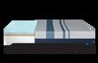 Serta iComfort Blue 500 Plush Mattress Side