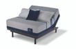 Serta iComfort Blue Max 3000 Elite Plush Mattress with Motion Essentials III Adjustable Bed Set