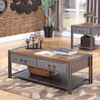 Coaster Costello Industrial Coffee Table 1