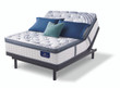 Serta Perfect Sleeper Special Edition Super Pillow Top Plush Mattress; with Adjustable