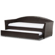 Homelegance Meyer Daybed Brown-3
