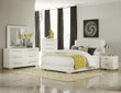 Homelegance Linnea Collection Bedroom Set in White
