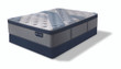 Serta iComfort Blue Fusion 5000 Cushion Firm Pillow Top Mattress with Foundation