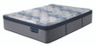 Serta iComfort Hybrid Blue Fusion 300 Plush Pillow Top Mattress No Box Spring
