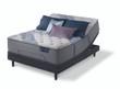 Serta iComfort Hybrid Blue Fusion 3000 Plush Mattress with Adjustable