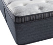 Simmons Beautyrest Platinum Gladstone Peak Luxury Firm Pillow Top Mattress