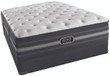 Simmons Beautyrest Black Special Edition Raquel Luxury Plush Mattress with Foundation