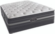 Simmons Beautyrest Black Special Edition Raquel Luxury Firm Mattress with Foundation