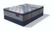Serta iComfort Hybrid Blue Fusion 4000 Plush Pillow Top Mattress with Foundation