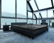 iDealBed Luxe Series iQ6 Hybrid Luxury Plush Pillow Top Mattress