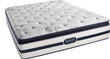 Simmons Beautyrest Recharge Glimmer Plush Pillow Top Mattress
