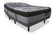 iDealBed Luxe Series Hybrid iQ7 Ultimate Luxury Pillow Top Mattress