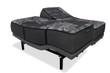 iDealBed iQ5 Luxury Hybrid Mattress iEscape Adjustable Bed Set Sleep System, Medium Firm