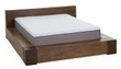 "Sleep Technologies 10"" Latex Memory Foam Mattress 4"