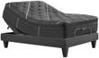 Simmons Beautyrest Black C-Class Medium Pillow Top Mattress with Adjustable Base