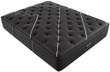 Simmons Beautyrest Black C-Class Plush Pillow Top Mattress; Ariel Corner