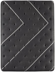 Simmons Beautyrest Black K-Class Plush Pillow Top Mattress Ariel View