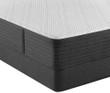 Simmons Beautyrest Hybrid BRX1000-IP Plush Mattress; Corner