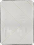 Simmons Beautyrest Hybrid BRX3000-IM Medium Mattress; Top View