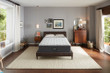 Simmons Beautyrest Silver BRS900 Medium Firm Mattress; Lifestyle