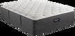 Simmons Beautyrest Silver BRS900-C Plush Mattress; Low Profile Set