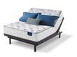 Serta Perfect Sleeper Elkins II Plush Mattress; with Adjustable