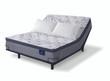 Serta Perfect Sleeper Select Kleinmon II Plush Pillow Top Mattress; with Adjustable