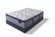 Serta Perfect Sleeper Elite Trelleburg II Firm Pillow Top Mattress; Box Spring