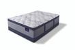 Serta Perfect Sleeper Elite Trelleburg II Firm Pillow Top Mattress; Low Profile Box Spring