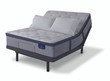 Serta Perfect Sleeper Hybrid Standale II Firm Pillow Top Mattress; with Adjustable