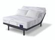 Serta Perfect Sleeper Elite Foam Carriage Hill II Mattress, Plush/ with Adjustable