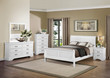 Homelegance Mayville Collection Bedroom Set in White