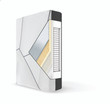 Serta iComfort Hybrid CF3000 Medium Mattress; Cutaway