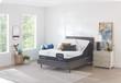 Serta iComfort Hybrid CF3000 Medium Mattress; Lifestyle