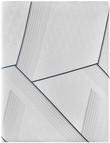 Serta iComfort Hybrid CF4000 Firm Mattress; Aerial View