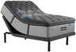 Simmons Beautyrest Harmony Lux HL-2000 Diamond Ultra Plush Pillow Top Mattress; with Adjustable