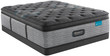 Simmons Beautyrest Harmony Lux HL-2000 Diamond Ultra Plush Pillow Top Mattress; Low Profile Box Spring