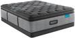 Simmons Beautyrest Harmony Lux HL-2000 Diamond Ultra Plush Pillow Top Mattress; Low Profile Box Spring